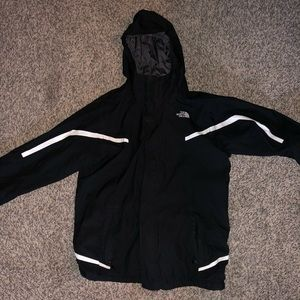 North Face Hyvent lightweight coat